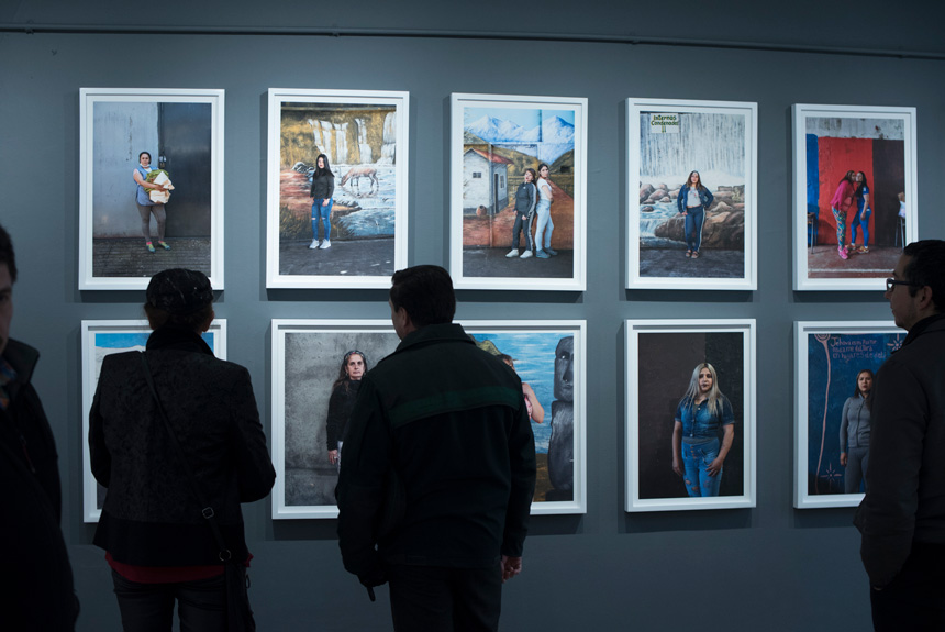 Ñuble 2019: retratos de la nueva región (2017-2019)