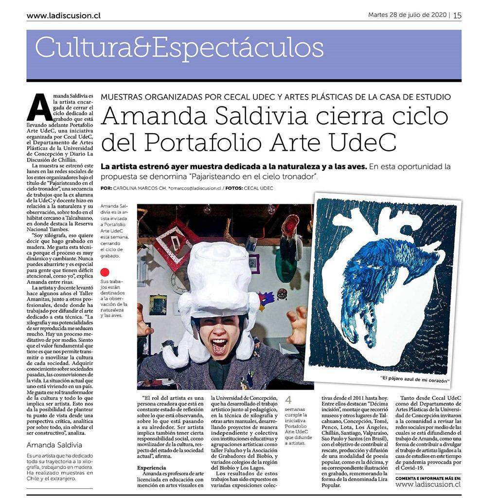 Amanda Saldivia