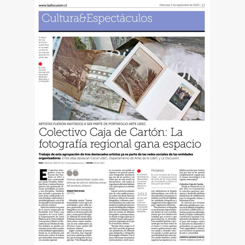 Colectivo Caja de Cartón